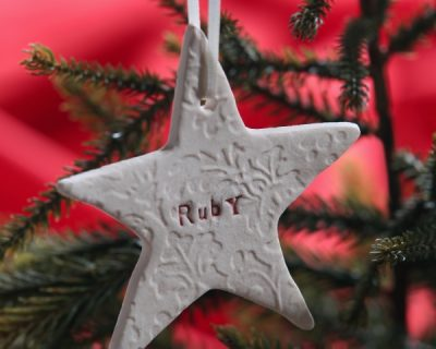Christmas Tree Stars – for your little stars