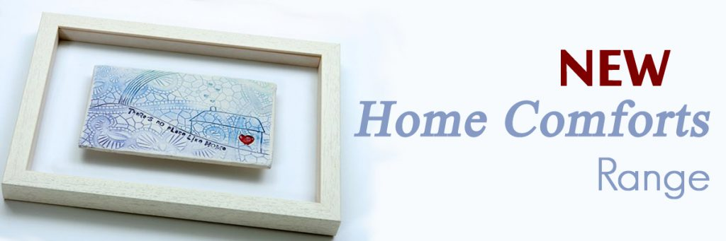 Home Comforts range, gifts full of love