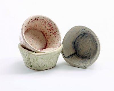 Impressed Small Bowl