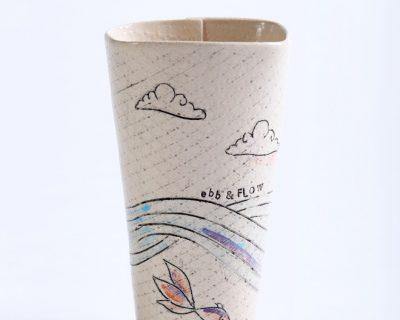Into The Sea Vase