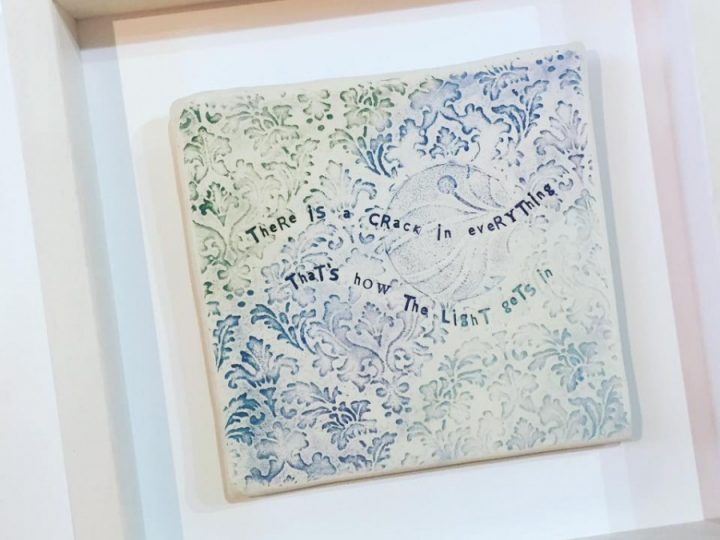 How do you order a piece of ceramics with your own text? AND in time of Christmas
