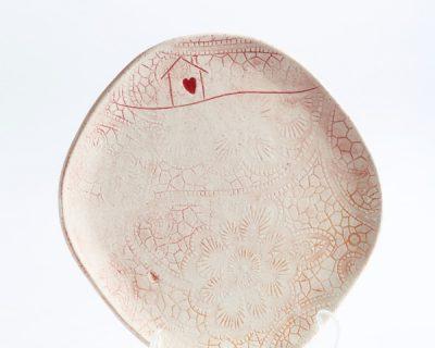 Home Comforts Plates – handmade plate